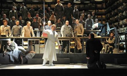 Opéra: «Lohengrin» de Wagner clôt la saison