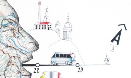 Théâtre à Dieppe: sur La Ligne avec Roland Shön