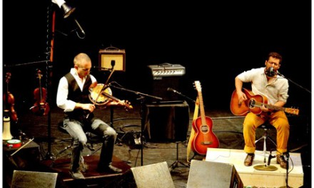 Concert au 106 : Le blues moderne de King Biscuit