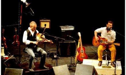 Concerts de King Biscuit: sur la route de Lomax