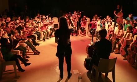 Concert à Rouen: la musique avec l'Ecole harmonique
