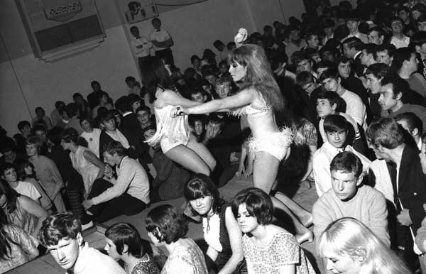Mess my mind au Havre: dans l'esprit des sixties