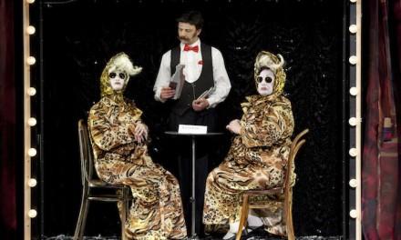 Cirque-théâtre à Elbeuf: la dernière saison de Roger Le Roux