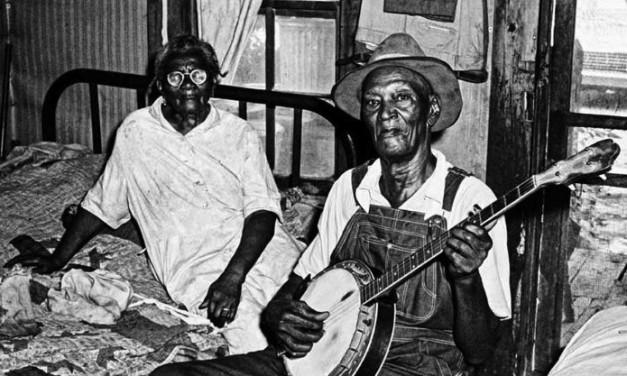 William Ferris au 106: une vie consacrée au blues