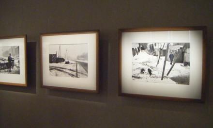 Expo à Jumièges: Les «Paysages» de Cartier-Bresson