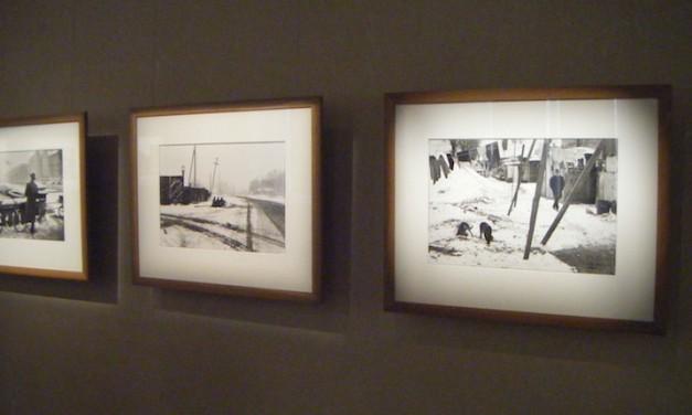 """Expo à Jumièges: Les """"Paysages"""" de Cartier-Bresson"""
