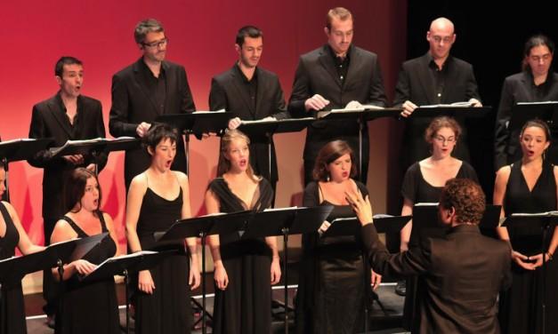 Aedes aux Musicales de Normandie: du madrigal à la chanson