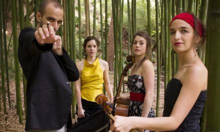 Voce aux Musicales : une passion pour les quatuors