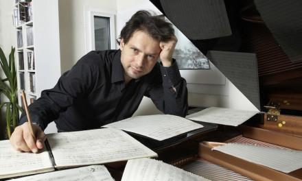 Giverny: Richard Dubugnon, compositeur invité au festival