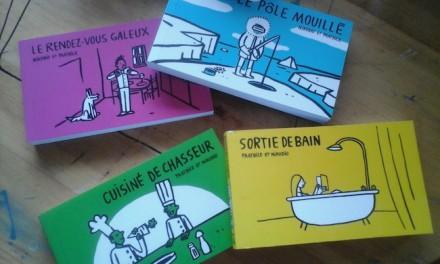 Expo à Rouen: les flipbooks de Paatrice et NikodiO
