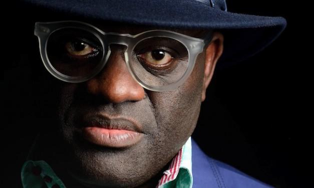 Alain Mabanckou à l'Armitière : du piment à Pointe-Noire
