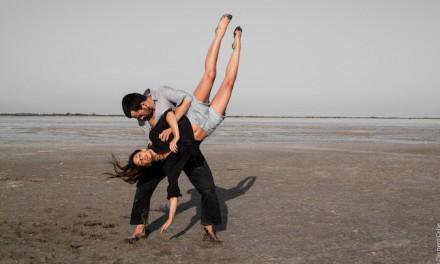 Cirque à Elbeuf: «Noos», un corps à corps poétique