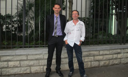 Dédicace au Havre : Conq et Robert à la Fnac