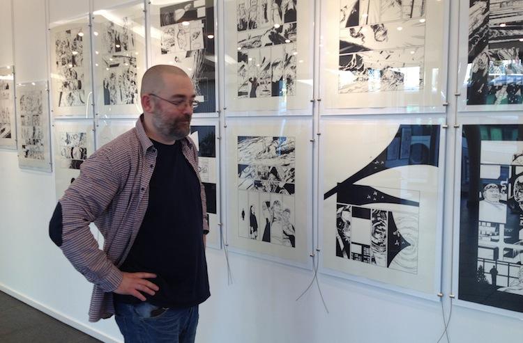 NormandieBulle : Denis Bajram, invité d'honneur