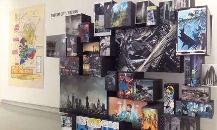 Expo à Rouen: visite de la Maison des super-héros