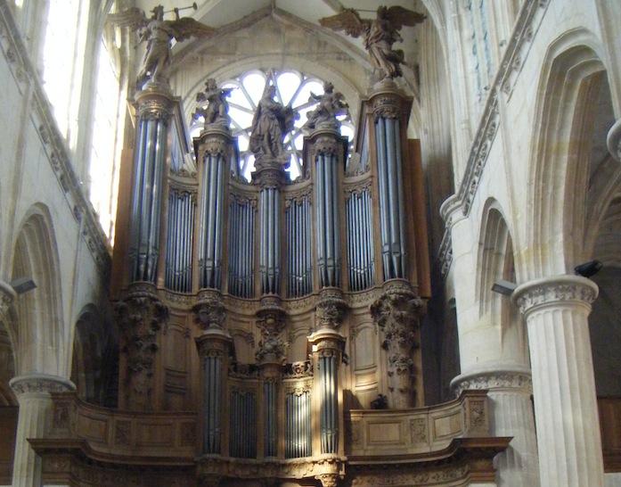 Concert à Rouen: 12 heures d'orgue au temple Saint-Eloi