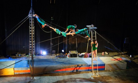 Cirque au CDN: Marcel a 4 drôles de femmes