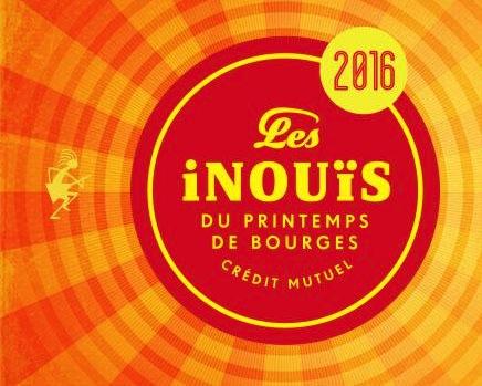 Les Inouïs: lancement des inscriptions