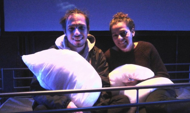 Carte blanche au CDN de Haute-Normandie: deux nuits au théâtre
