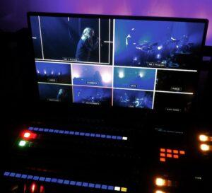 106 table enregistrement video concert