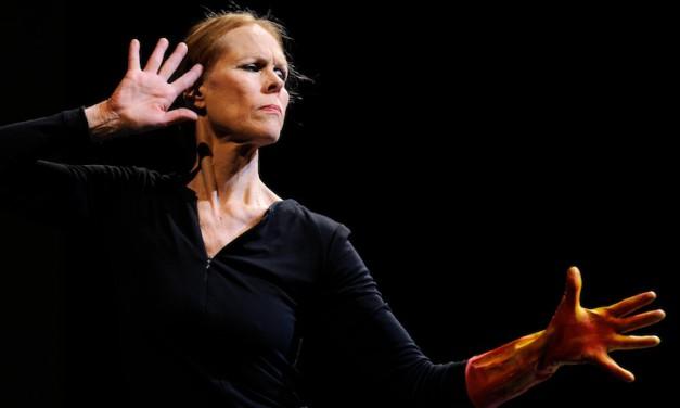 """Carolyn Carlson à l'Opéra: pour un """"Dialogue avec Rothko"""""""