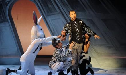 Opéra à Rouen: amour et amitié dans «Les Caprices et de Marianne»