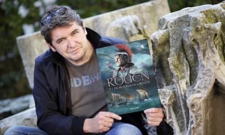 Bande dessinée: 2 000 ans d'histoire de Rouen