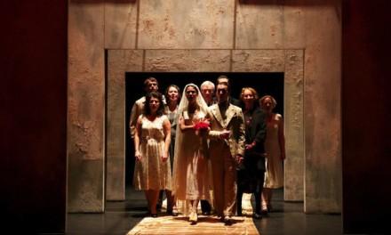 Théâtre au Rayon vert: Lorca ou la difficulté d'aimer
