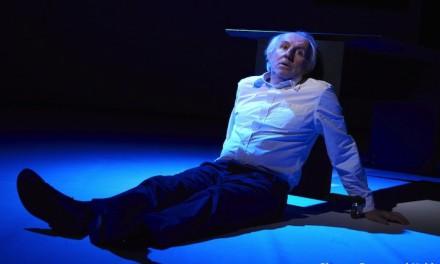 Théâtre: Olivier Saladin joue un thriller médical