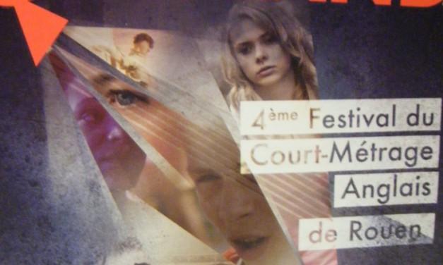Festival de cinéma à Rouen: short and british