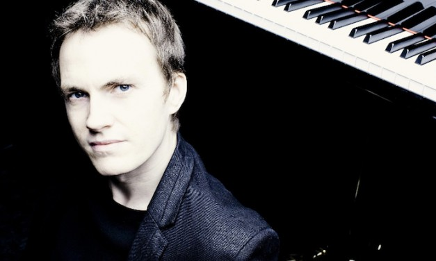"Concert au Volcan: Alexandre Tharaud joue les ""Variations Goldberg"""