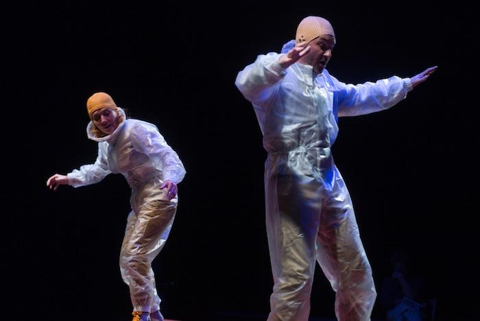 Théâtre jeune public au Havre: comprendre la pesanteur