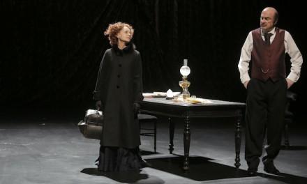 Théâtre à Grand-Quevilly: Hervé Briaux, un mari arrogant