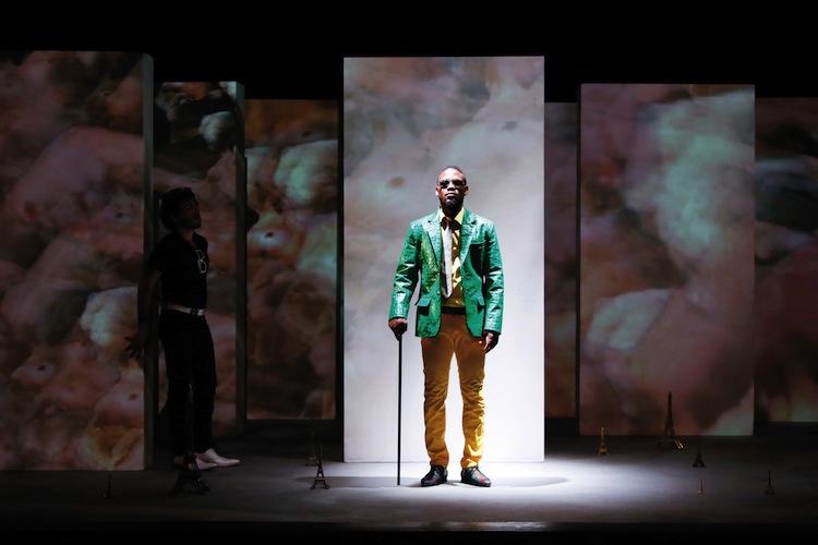 Théâtre au CDN de Haute-Normandie: dans «Paris» avec Marc Agbedjidji