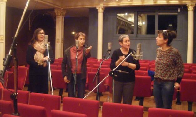 Eu: Sanacore enregistre au théâtre du château