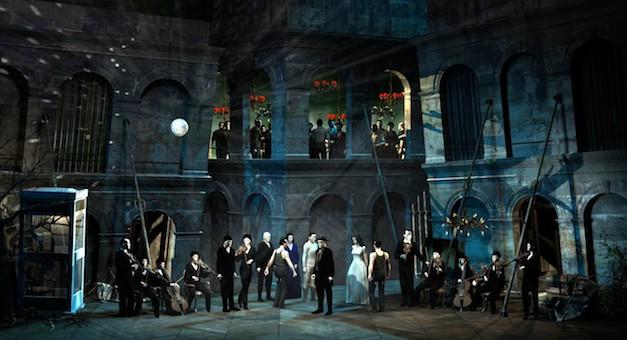 """Opéra à Rouen: """"Don Giovanni"""" se prépare"""