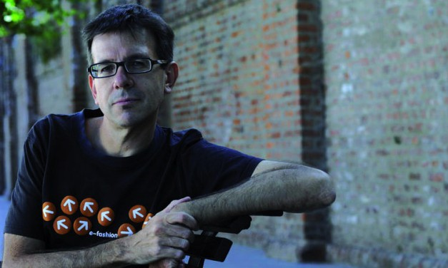 Lecture avec Terres de paroles: la vie à l'hôpital selon Eduardo Berti