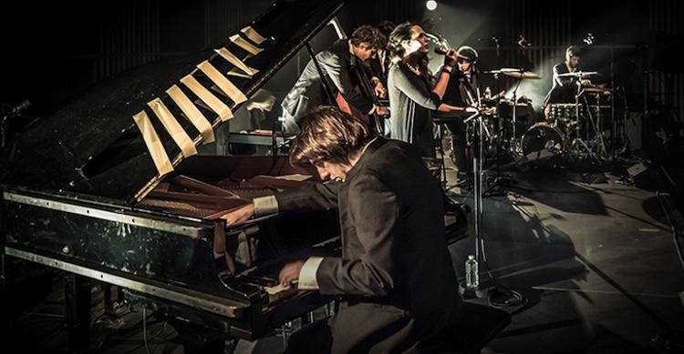 Concert au Havre: Le Cabaret contemporain au Volcan