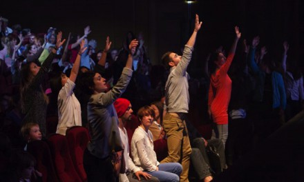 Danse à l'Opéra de Rouen: une création collective sur «Music for 18 musicians»