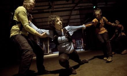 Danse à l'Atelier 231: visite de chantier avec Action d'espace