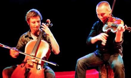 Concert à Rouen: combat de bals au 106