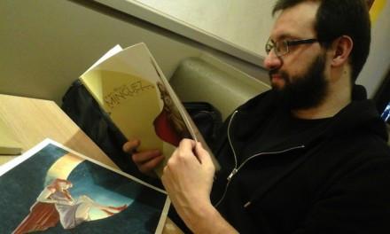 Bande dessinée: un 3e artbook signé Jean-Marie Minguez