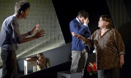 Théâtre au Havre: Myriam Boyer, bouleversante Éléna
