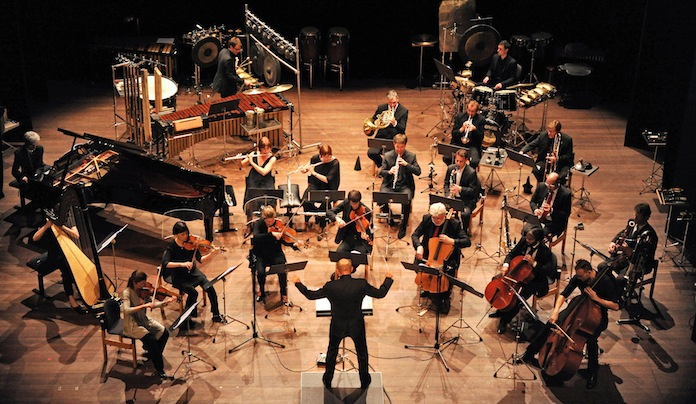 Concert à Rouen : Ensemble intercontemporain à la chapelle Corneille