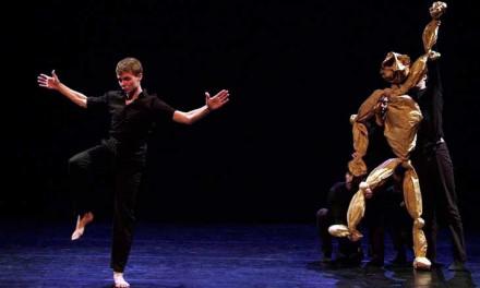 Danse à Val-de-Reuil: cinq interprètes et un bout de papier à L'Arsenal