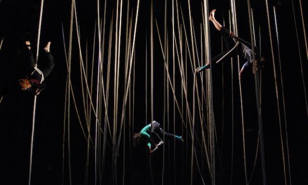 Cirque à Elbeuf: «Péripéties» ou le combat au féminin