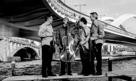 Concert au Havre: Le Quatuor Debussy joue Chostakovitch au Volcan