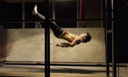 Cirque à Elbeuf: danser dans les airs avec Bachir