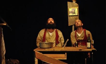 Cirque à la MDU: C'est «Marée basse» avec Sacékripa