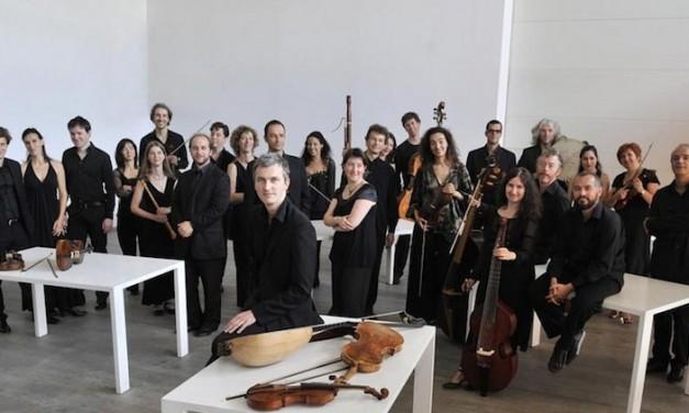 Concert à la chapelle Corneille: une Bonne Nuit avec le Poème harmonique